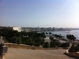 The Bay of Baku