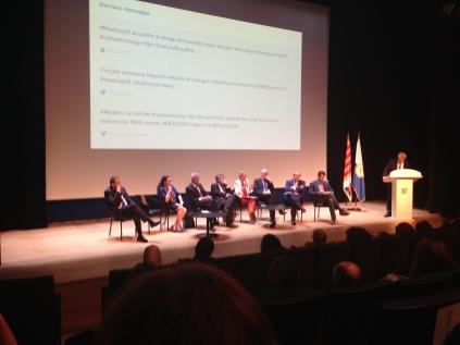 Comment assurer un changement d'échelle ? Maita Fernandez-Armesto, Senior Coordinator at 'City Resilience Profiling Programme', UN Habitat, Spain