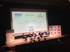 Quels liens entre ville et campagne pour une plus grande résilience des territoires méditerranéens? Jean Rastoin, Director of the UNESCO Chair Montpellier SupAgro