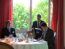 Jean-Paul Pancracio, GMTF Chairman