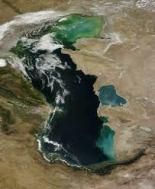 Image eosnap.com Caspian Sea 2013