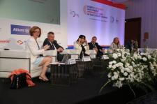 With Madame the Minister of Energy and the Panel