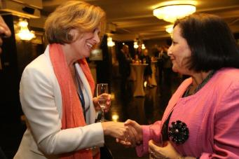 With H.E. Ambassador of Algeria