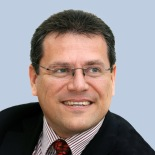 Maroš Šefčovič, Vice-President of the EC in charge of Inter-Institutional Relations and Administration