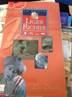 A brochure on Renaissance sculptures