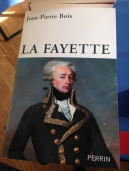 A book on Lafayette