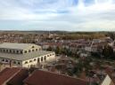 View from the Centre de la Paix