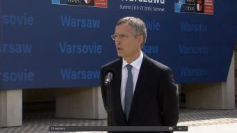 SG Jens Stoltenberg's press conference